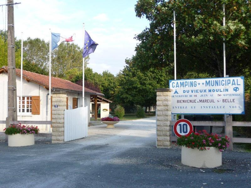 Camping Le Vieux Mareuil