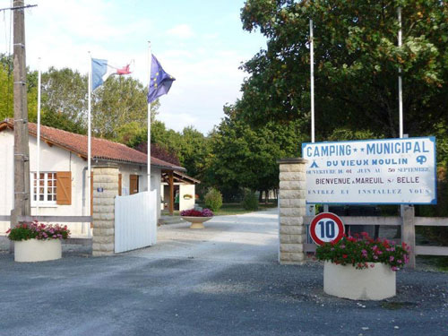 Mareuil - Camping du Vieux Moulin