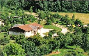 Saint Jory de Chalais - Camping Maisonneuve